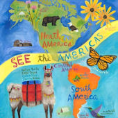 See The Americas Canvas Wall Art