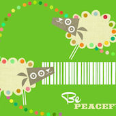 Be Peaceful Canvas Wall Art