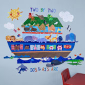 Noahs Ark Peel and Place Wall Mural
