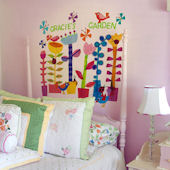Spring Jazz Peel and Place Wall Mural