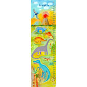 Dino Stack Canvas Growth Chart