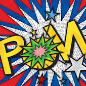 POW Canvas Wall Art