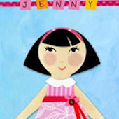 My Doll 5 Personalized Canvas Wall Art