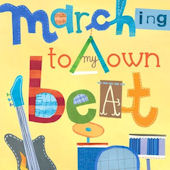 Marching To My Own Beat Canvas Wall Art