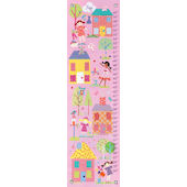 Little Houses Canvas Growth Chart
