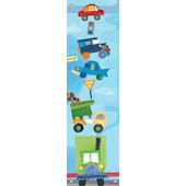 On the Road Canvas Growth Chart