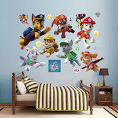 Fathead Paw Patrol Puppies Collection Decal