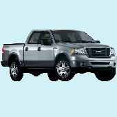 2006 Ford F-150 FX4 Peel and Stick Wall Mural