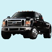 2008 Ford F-450 Lariat Peel and Stick Wall Mural