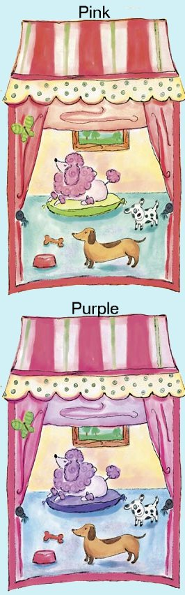 Pet Shop Window Peel and Stick Wall Mural - Kids Wall Decor Store