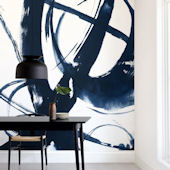 Minted Quietly Alive Repositionable Wall Mural