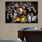 Fathead Baltimore Defense Swarm Mural
