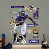 Fathead Baltimore Ravens Terrell Suggs Decal