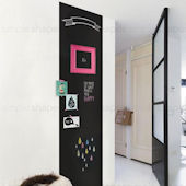 Rectangular Chalkboard Peel and Stick Wall Decal