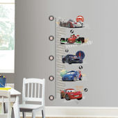 Cars Metric Growth Chart