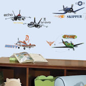 Disney Planes Peel and Stick Wall Decals