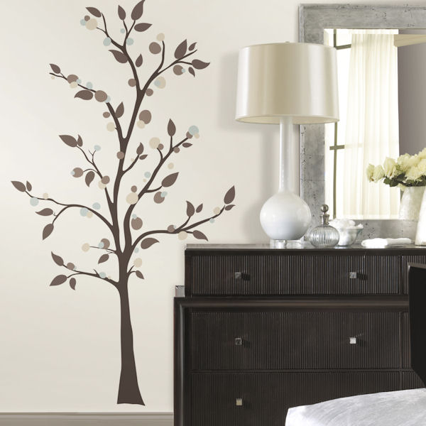 Mod Tree Giant Wall Decal - Wall Sticker Outlet