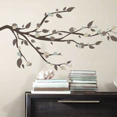 Mod Tree Branch Peel and Stick Wall Decal