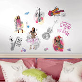 A.N.T. Farm Wall Decals