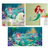 The Little Mermaid Room Package