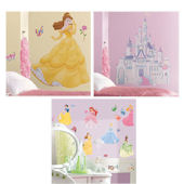 Belle Decal Room Package