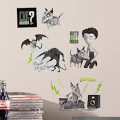 Frankenweenie Wall Decals