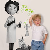 Frankenweenie Giant Wall Decals