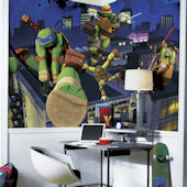 Teenage Mutant Ninja Turtle XL Wall Mural