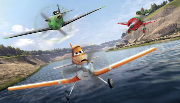 Disney cars planes xl wall mural for Disney planes wallpaper mural