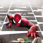 The Amazing Spiderman 2 Wall Crawl XL Wall Mural