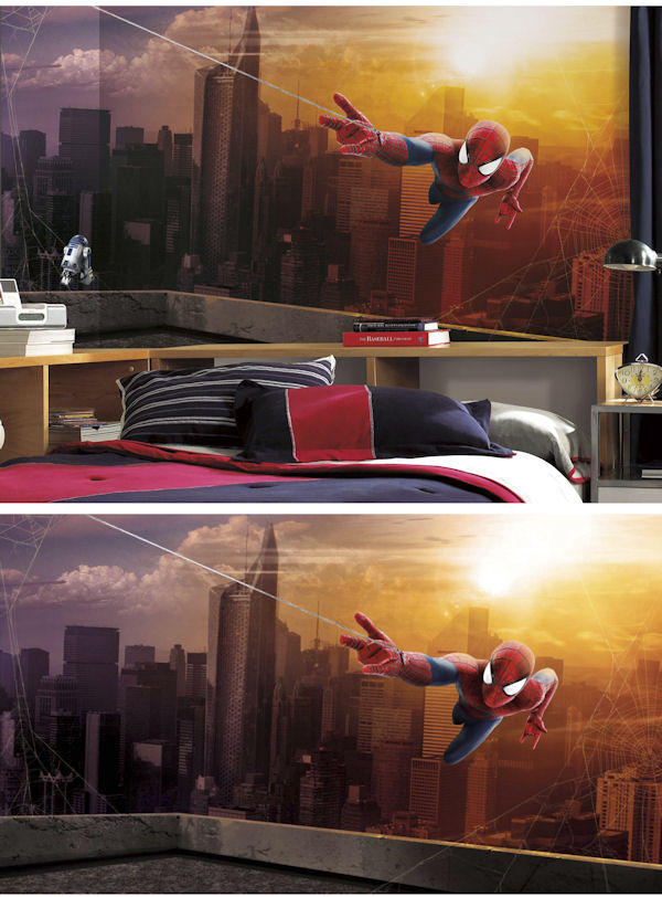 The Amazing Spiderman 2  XL Wall Mural - Wall Sticker Outlet