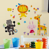 Lazoo Wall Decals