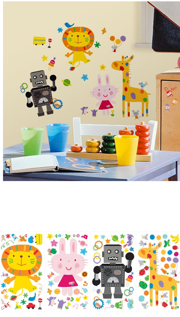 Lazoo Wall Decals - Wall Sticker Outlet