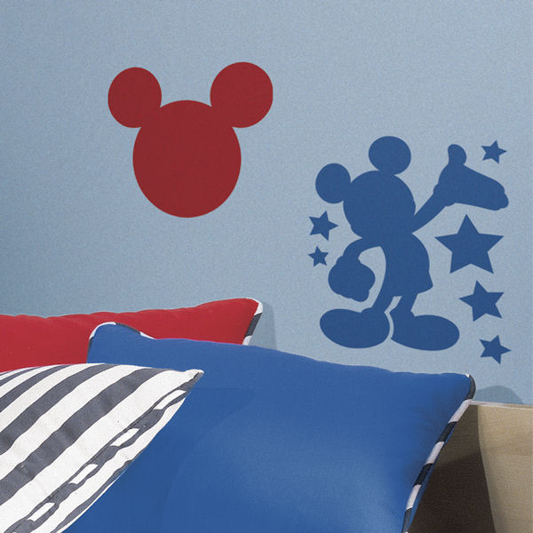 Disney Mickey Mouse Large Wall Stencil