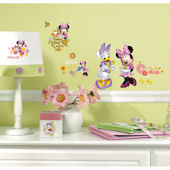 Minnie Mouse Barnyard Cuties Wall Decals