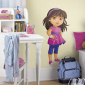 Dora and Friends Giant Peel and Stick Decals