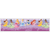 Perfect Princess Prepasted Wallpaper Border