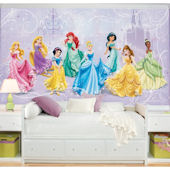Disney Princess Royal Debut XL Mural