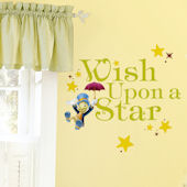 Wish Upon A Star Peel and Stick Decals