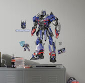 Transformers Age of Extinction Optimus Giant Decal