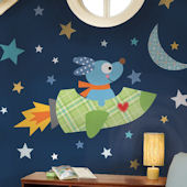 Rocketdog Giant Wall Decals