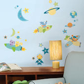 Rocketdog Wall Decals