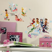Disney Fairies Secret of the Wings Decals