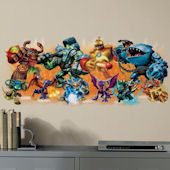 Skylanders Giants Burst Wall Decals