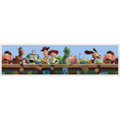 Toy Story Blue Prepasted Wallpaper Border