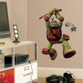 Teenage Mutant Ninja Turtles Donatello Wall Decal