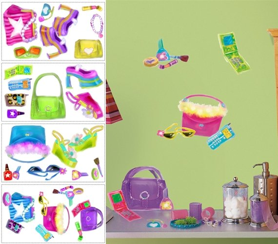 Accessorize  Fashion Appliques SALE - Wall Sticker Outlet