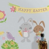 Easter Peel and Stick Appliques