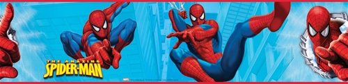 Amazing Spider-man Wall Border SALE - Wall Sticker Outlet