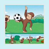 Curious George Wall Border SALE